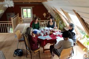 Offenes Treffen in Rittern bei Sabine Rothfuß